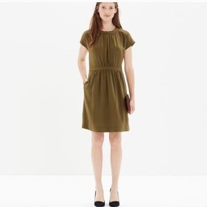 Madewell Silk Moonset dress